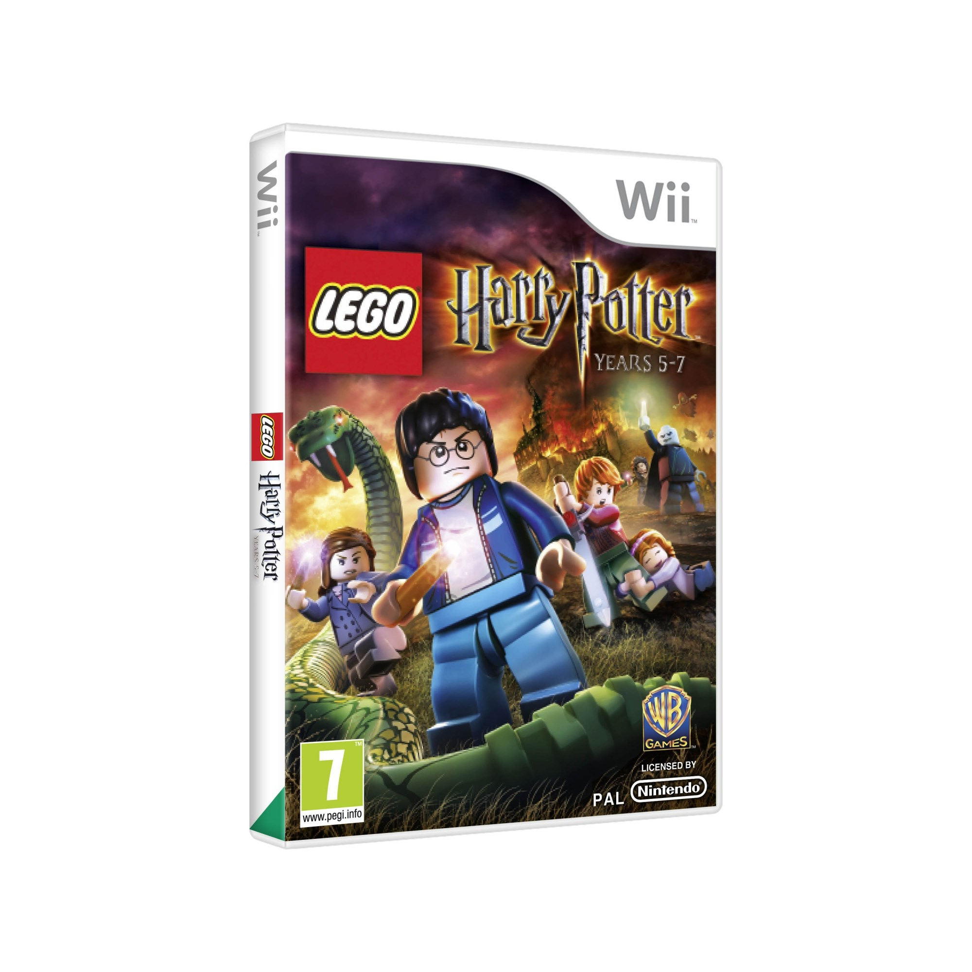 LEGO Harry Potter 2 Years 57 Wii