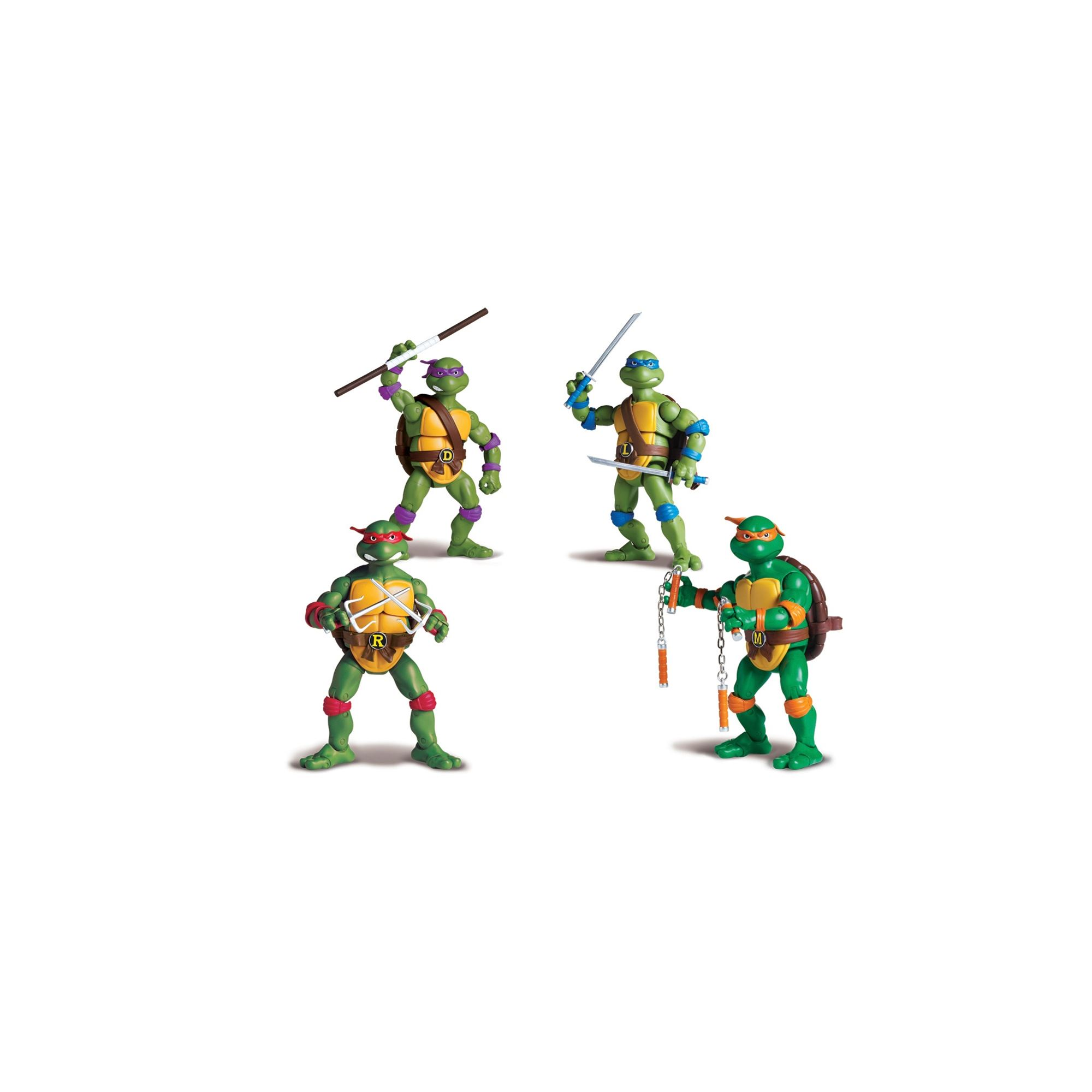 Turtles Classic 15cm Figure Collection