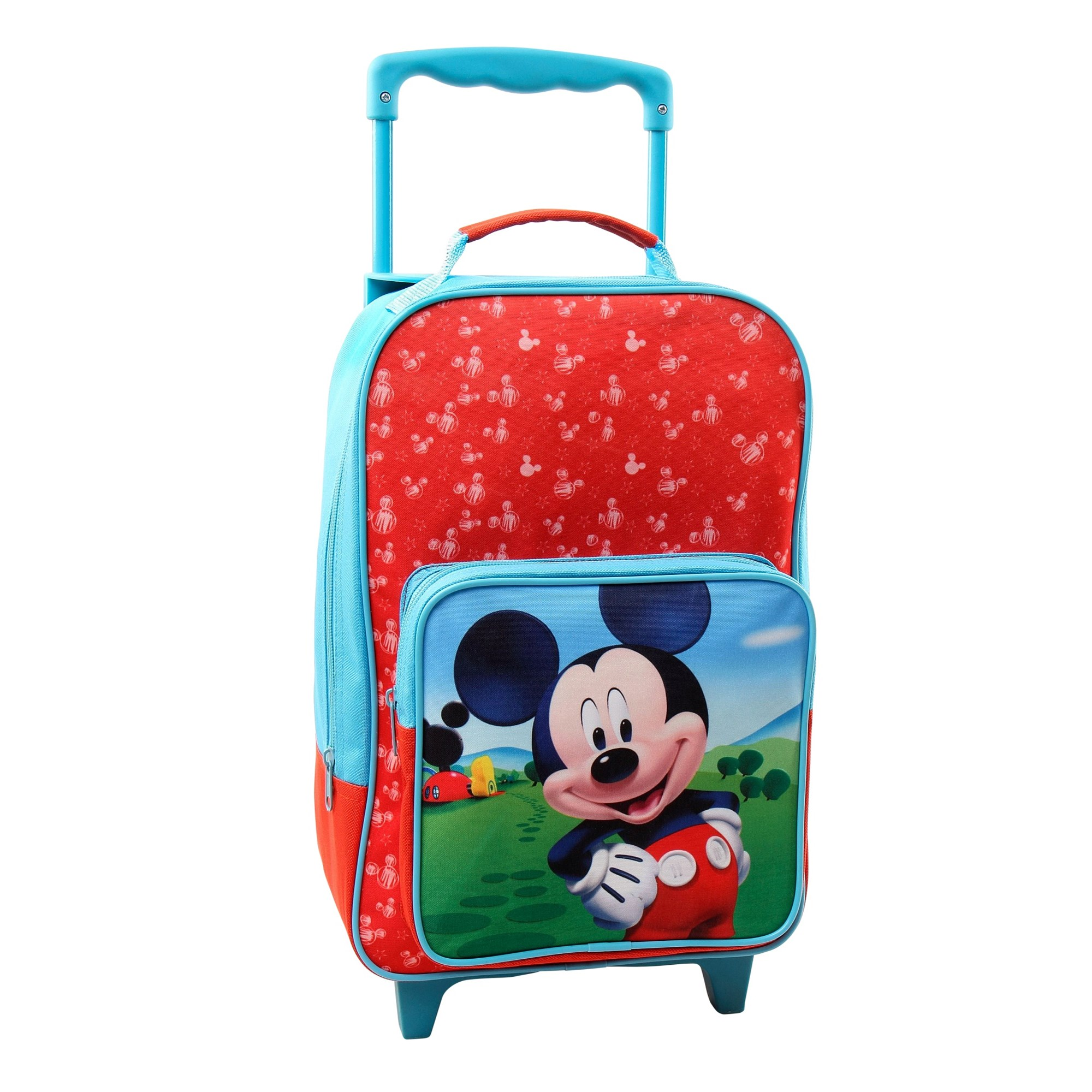 45cm Disney Mickey Mouse Trolley backpack