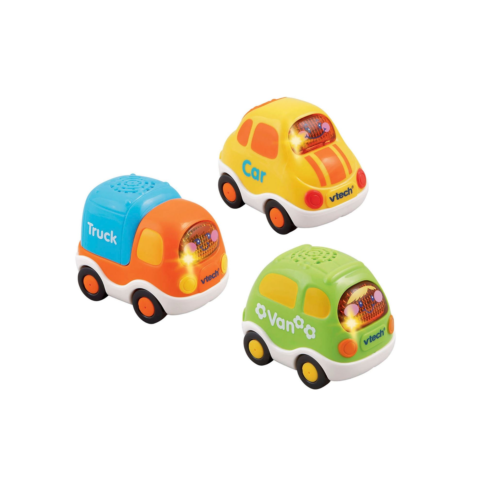 VTech TootToot Drivers 3 Car Pack Everyday