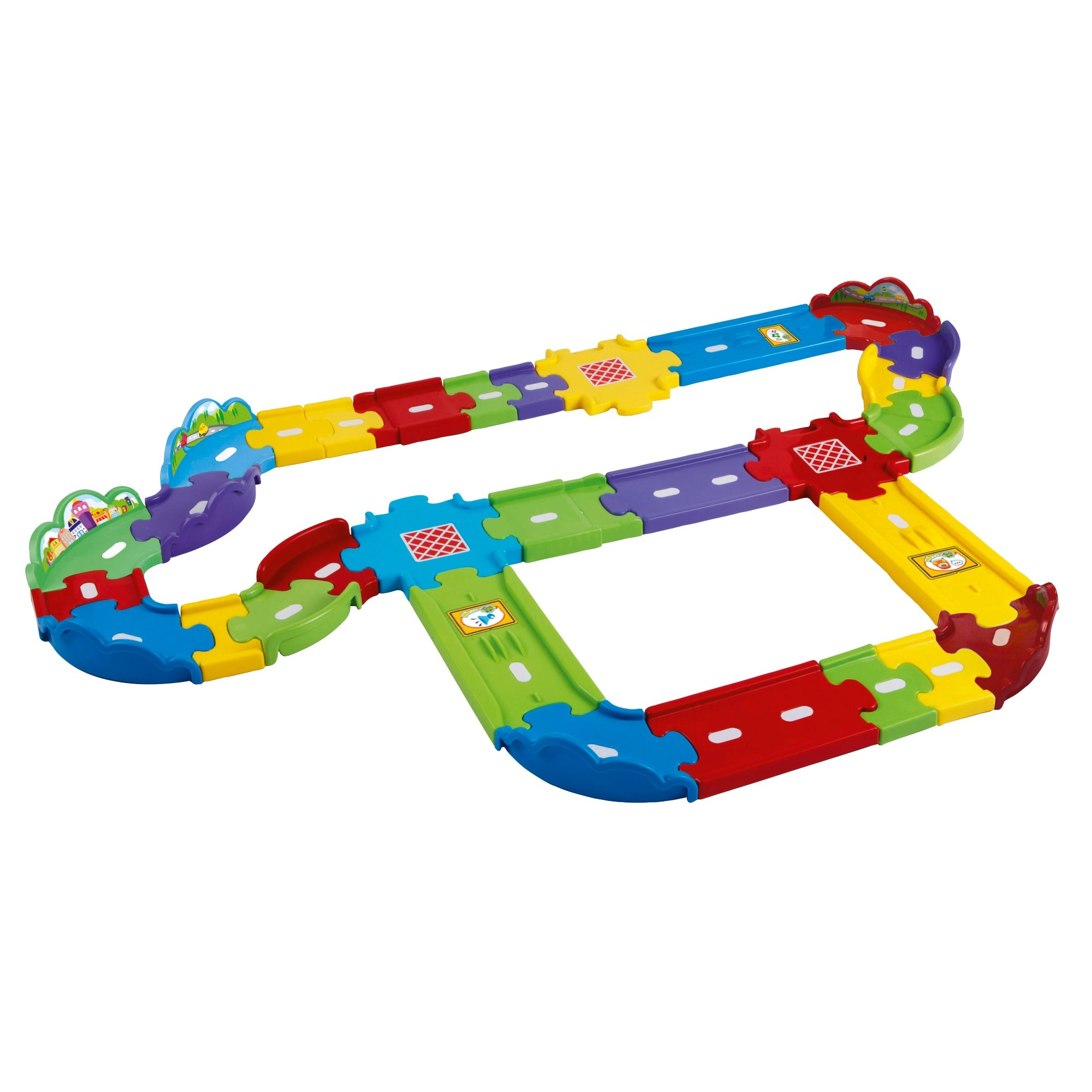 VTech TootToot Deluxe Track Set