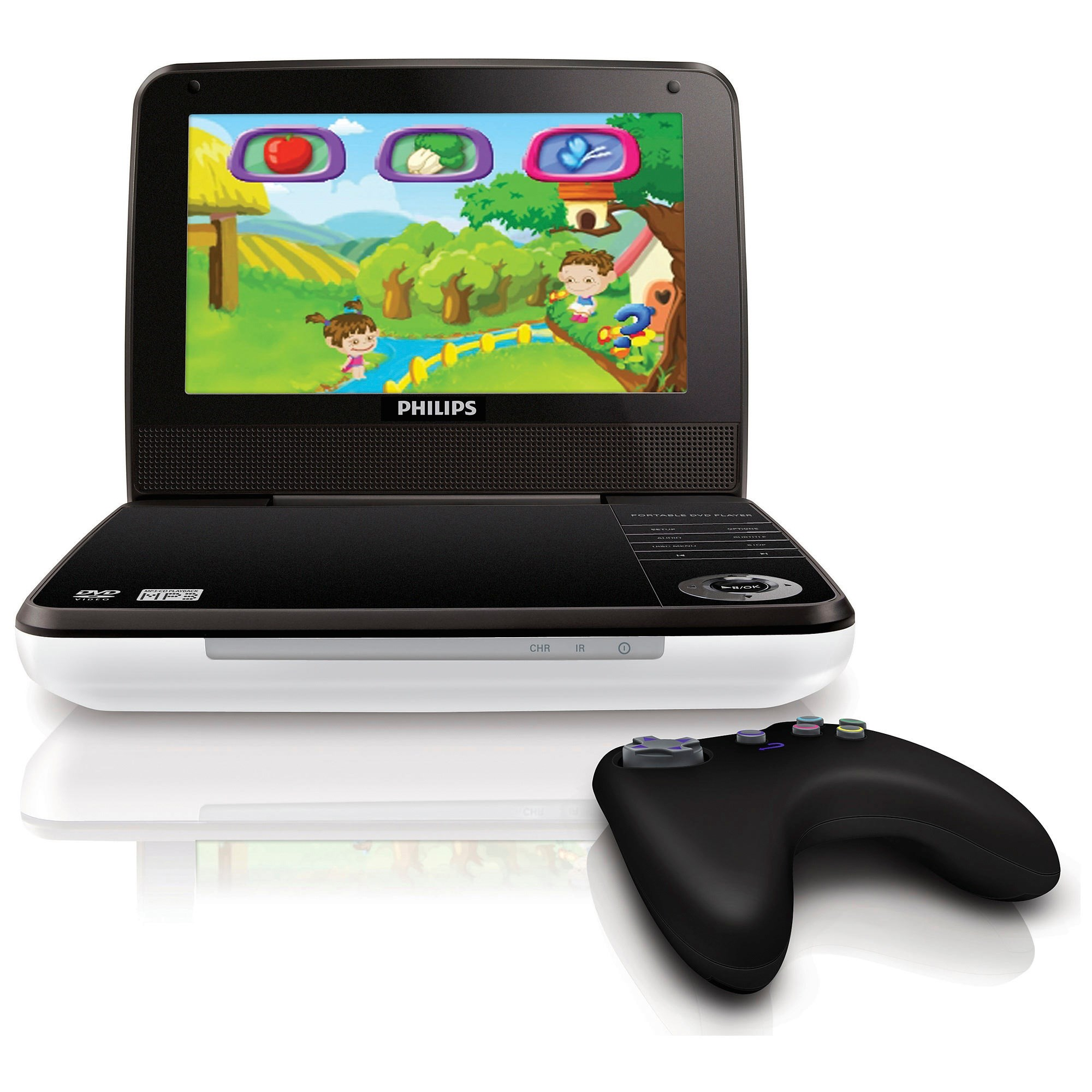 Philips 7 Portable DVD Player