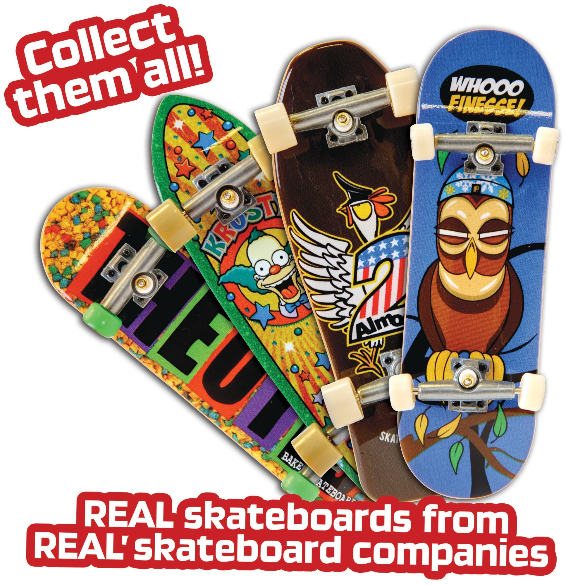 Tech Deck Fingerboards