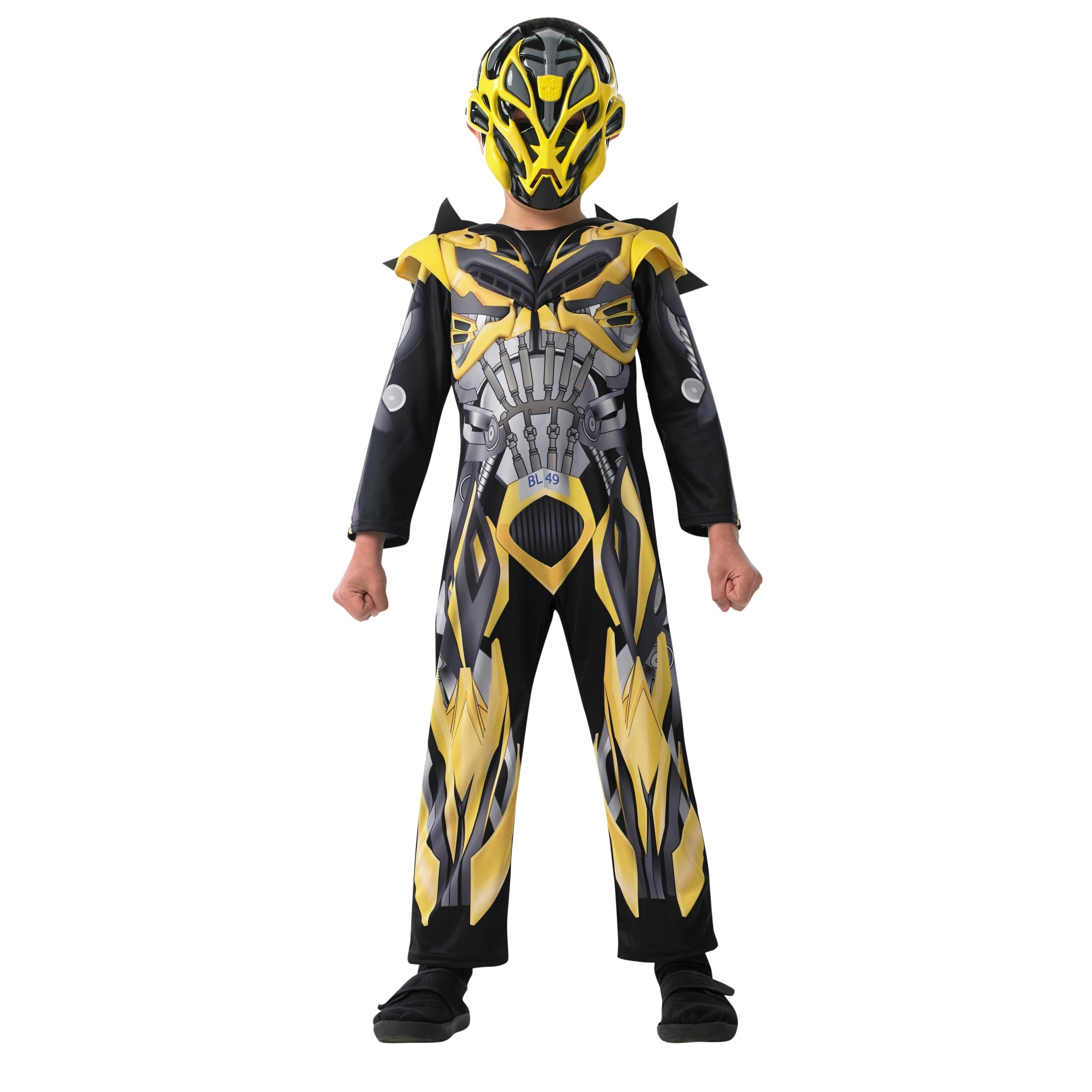 Transformers Bumble Bee Costume Medium