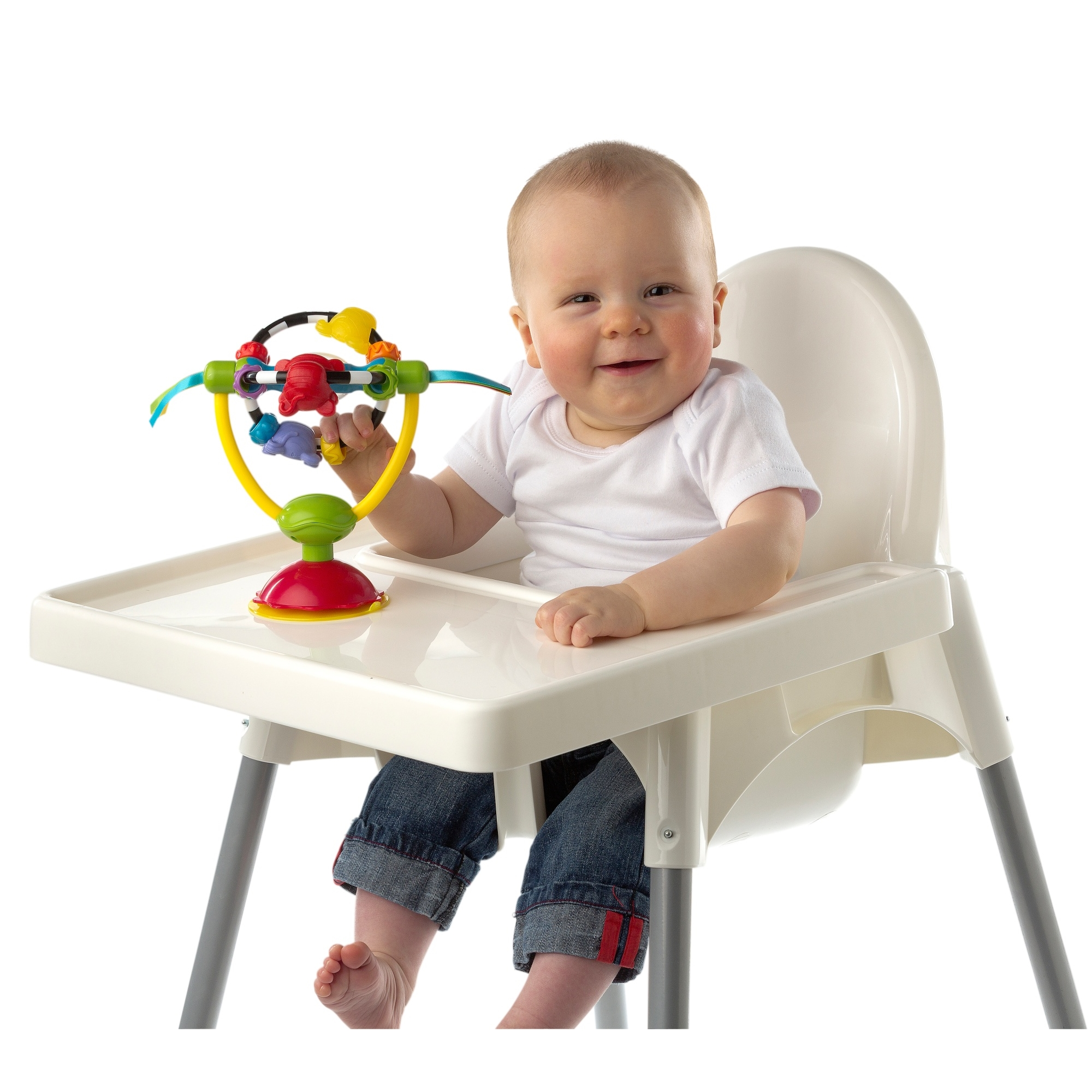 Smyths Toys HQ — Playgro Highchair Spinning Toy
