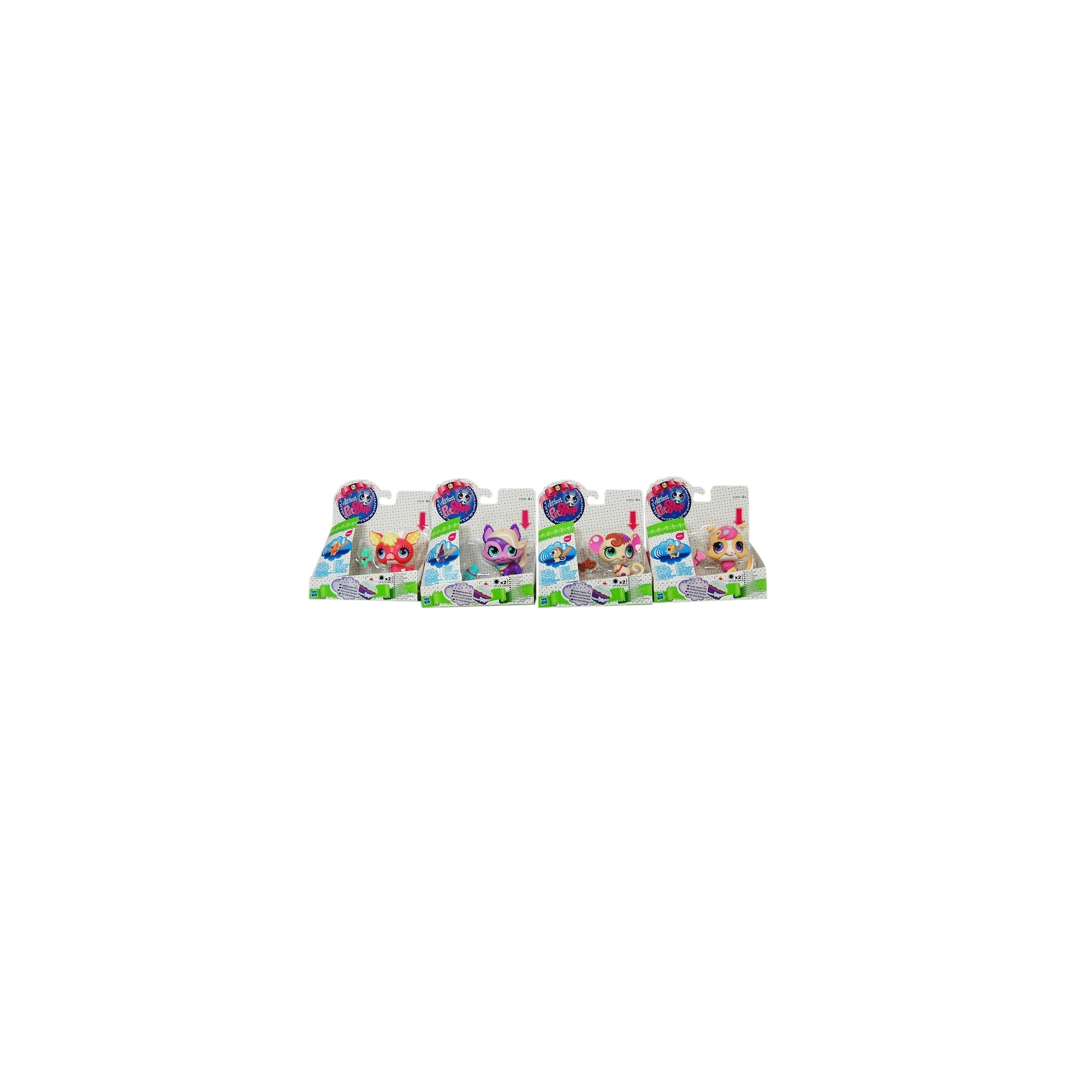 Littlest Pet Shop Pets with Sounds