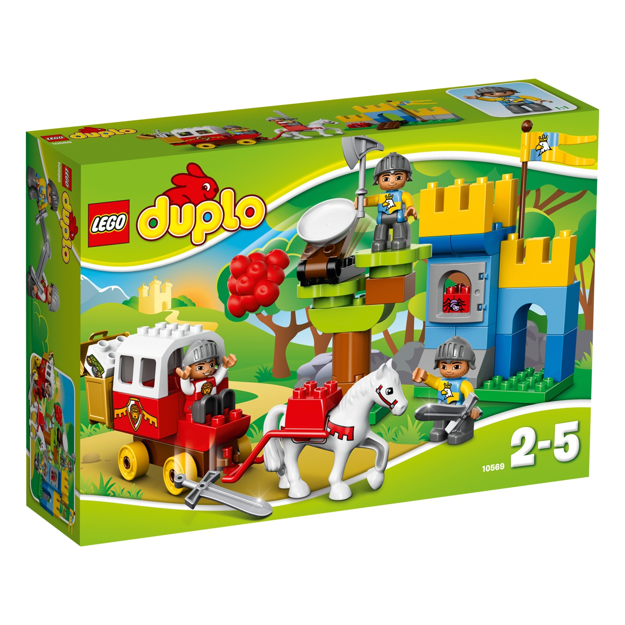 LEGO Duplo Treasure Attack 10569