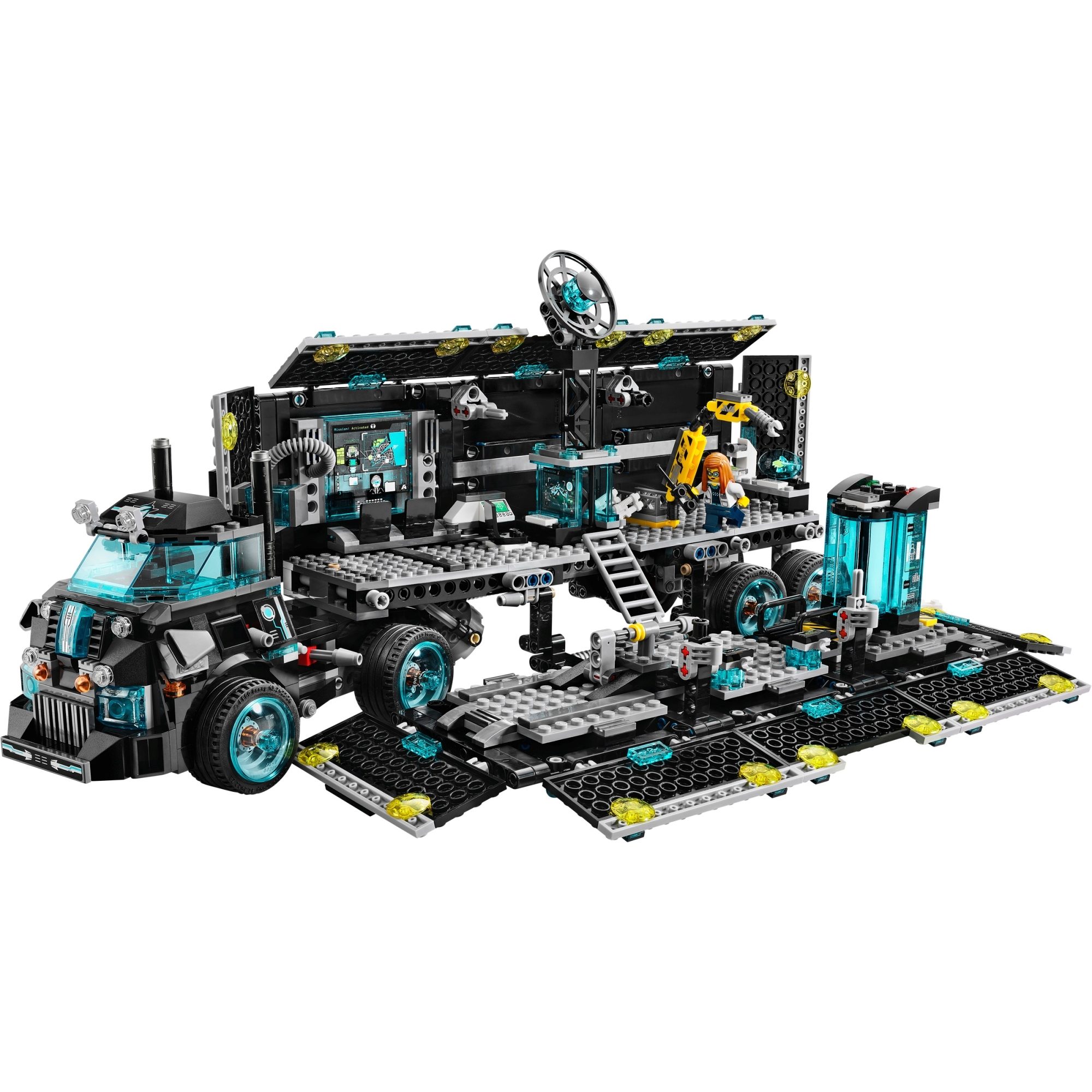 Lego Agents Mission 2 Lego ultra agents mission hqLego Agents Mission 2