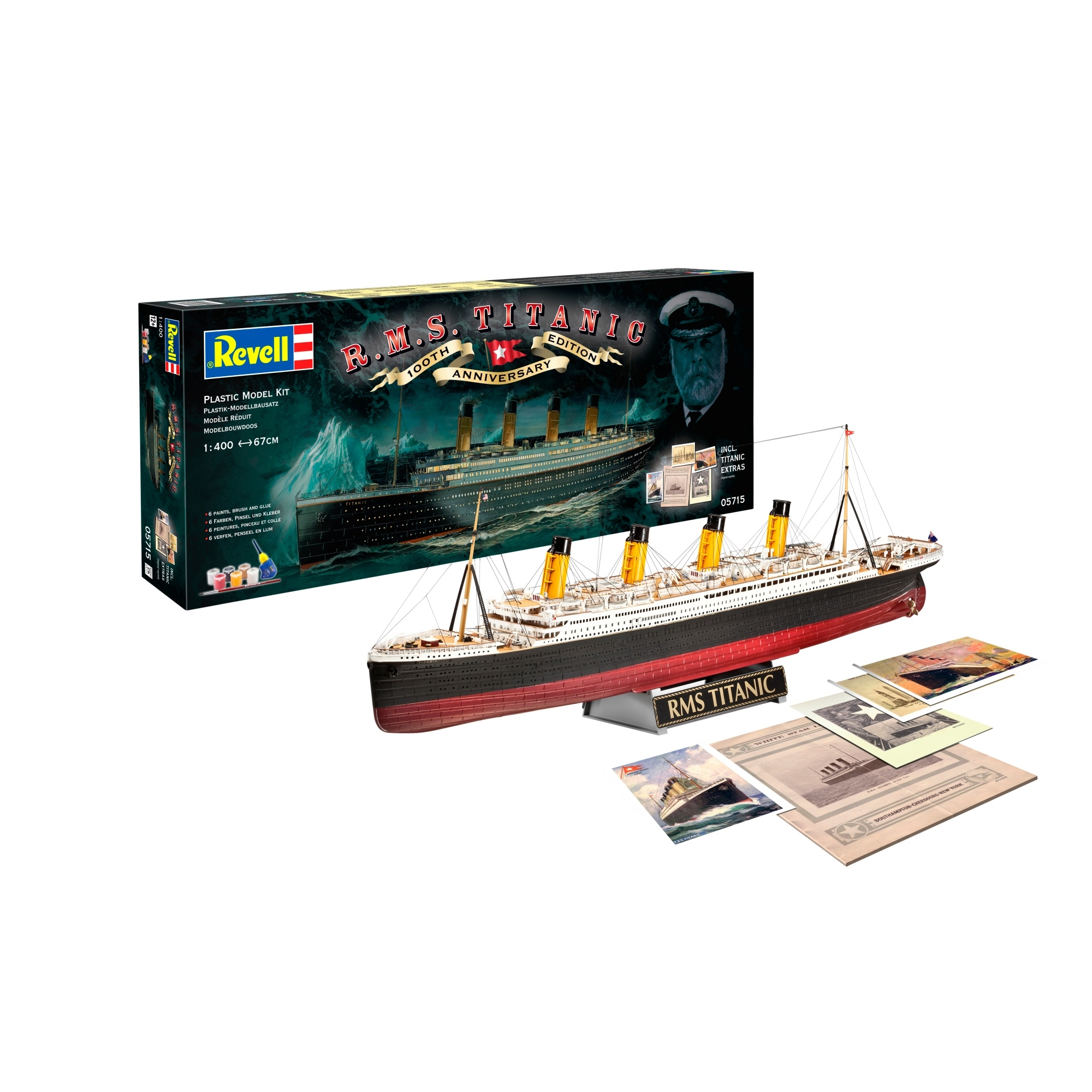 RMS Titanic 100 Year Anniversary Special Edition
