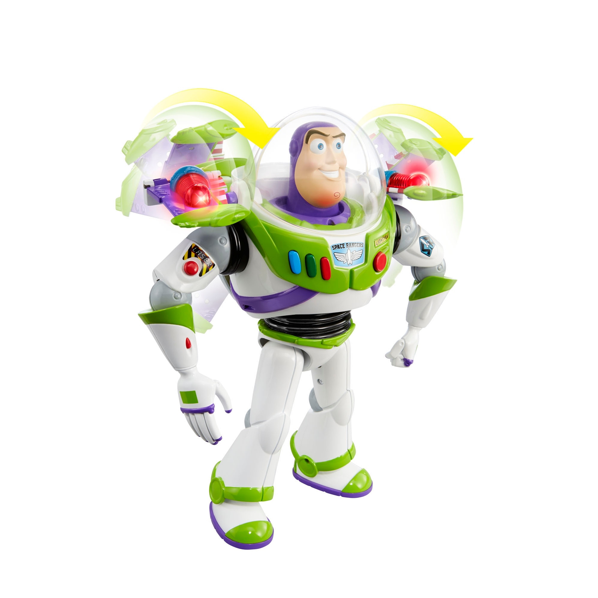 Toy Story 30cm Action Armour Buzz Lightyear
