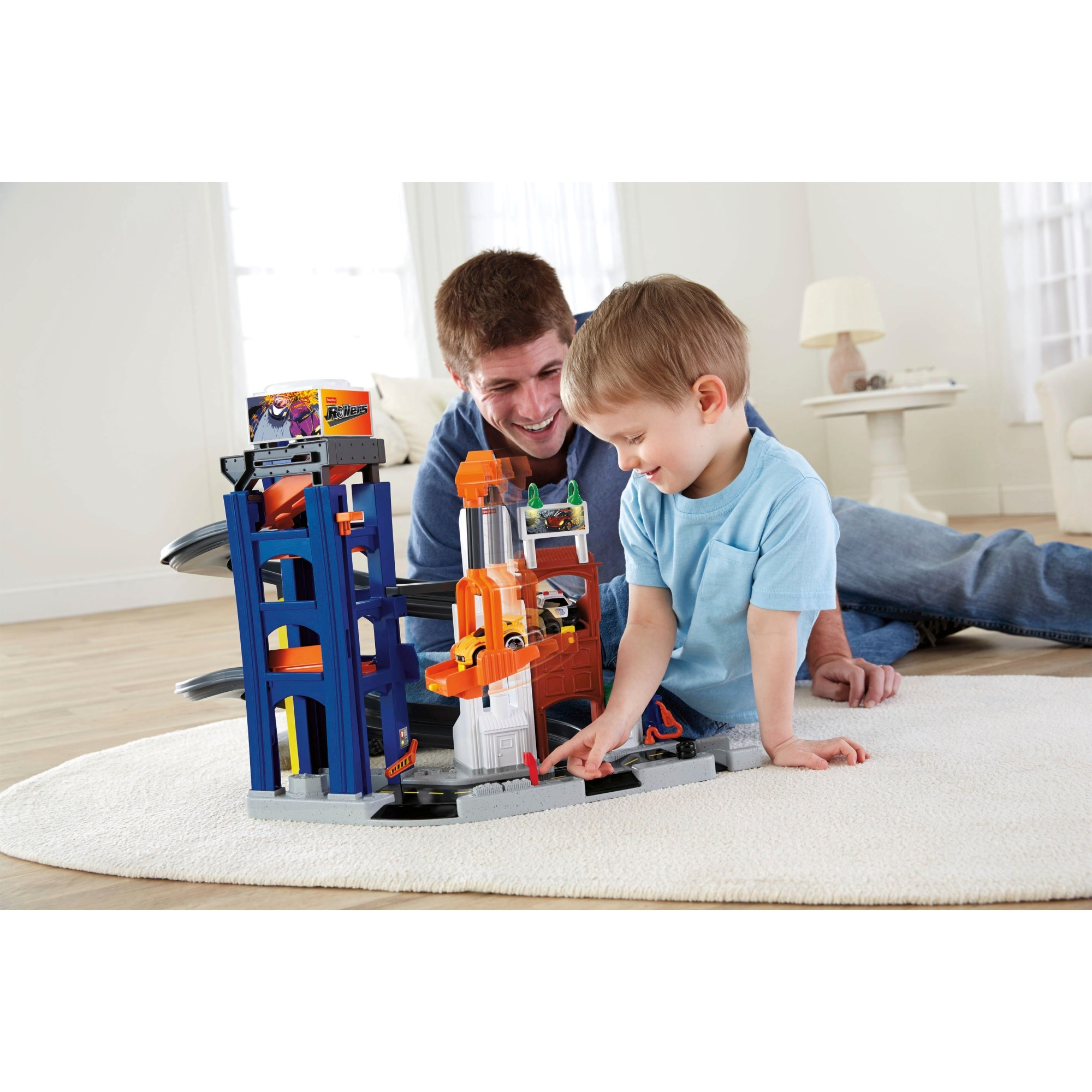 FisherPrice Rollers Get Away Garage