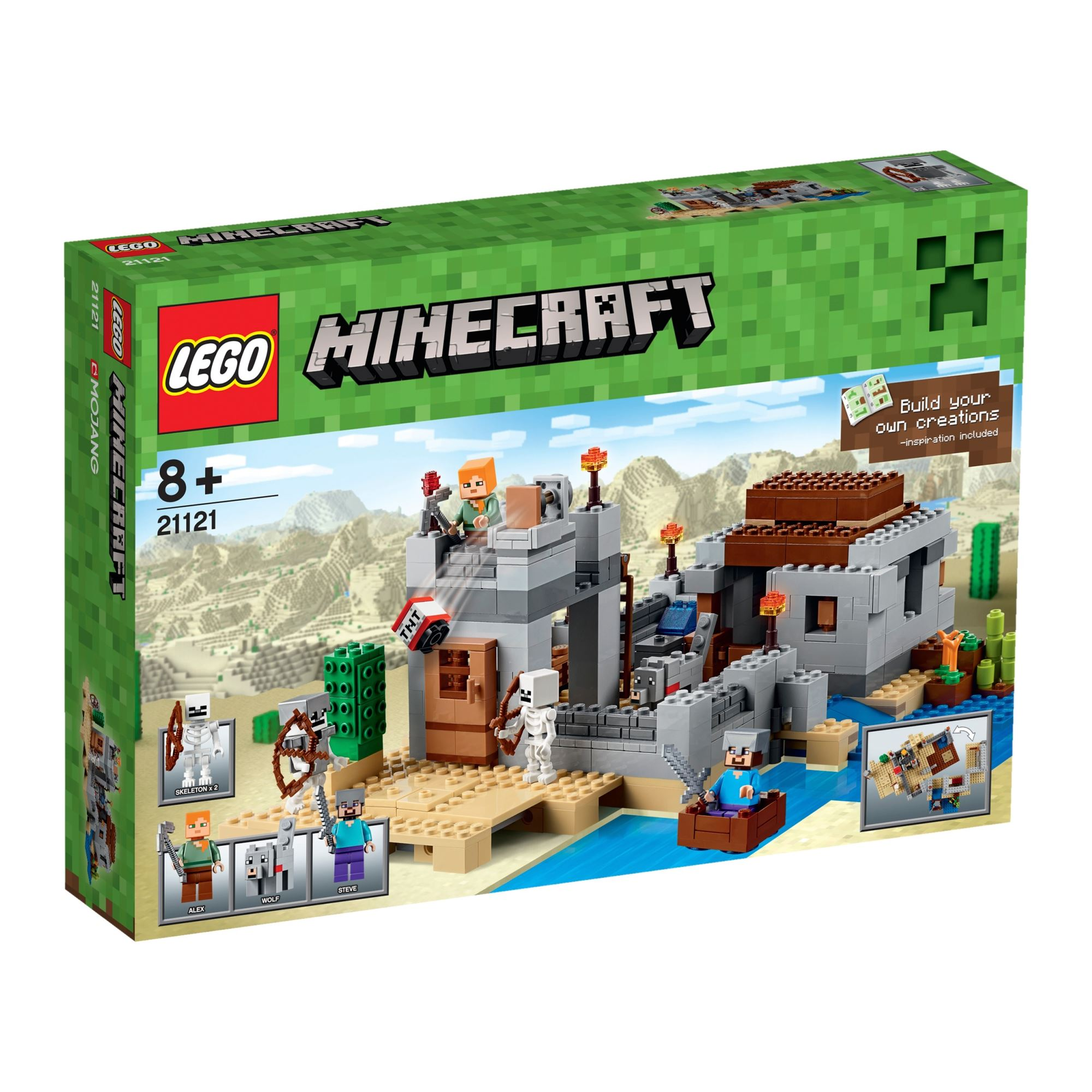 Minecraft Images Toys Image of Lego Minecraft The