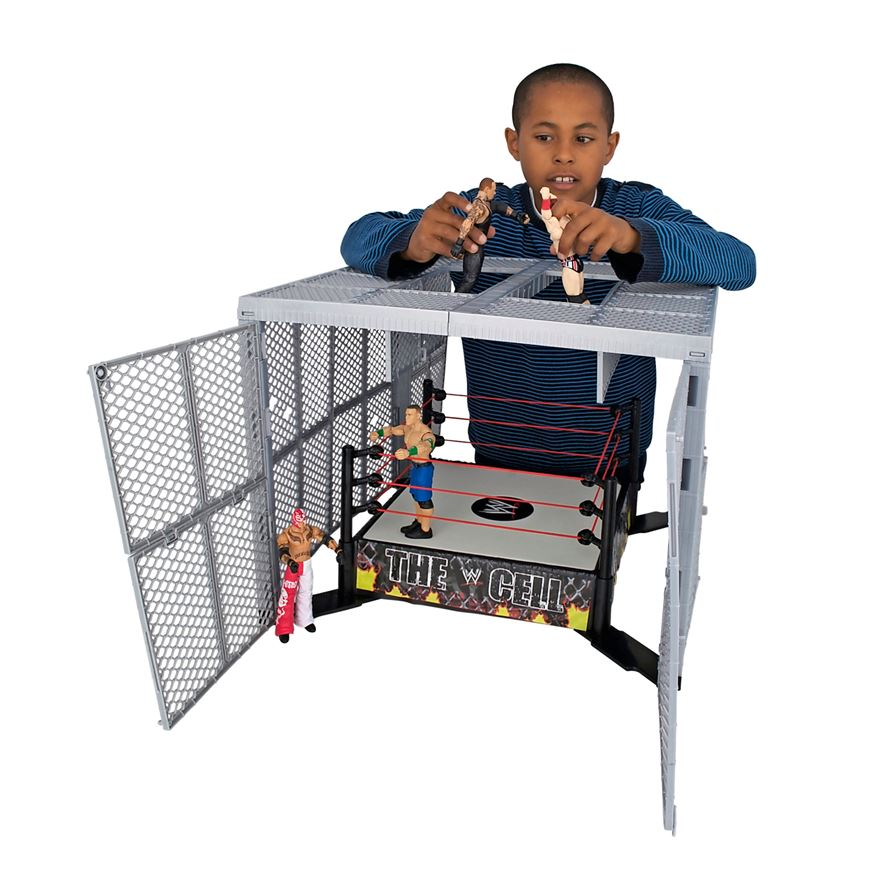 Wwe Hell In A Cell Toys 84