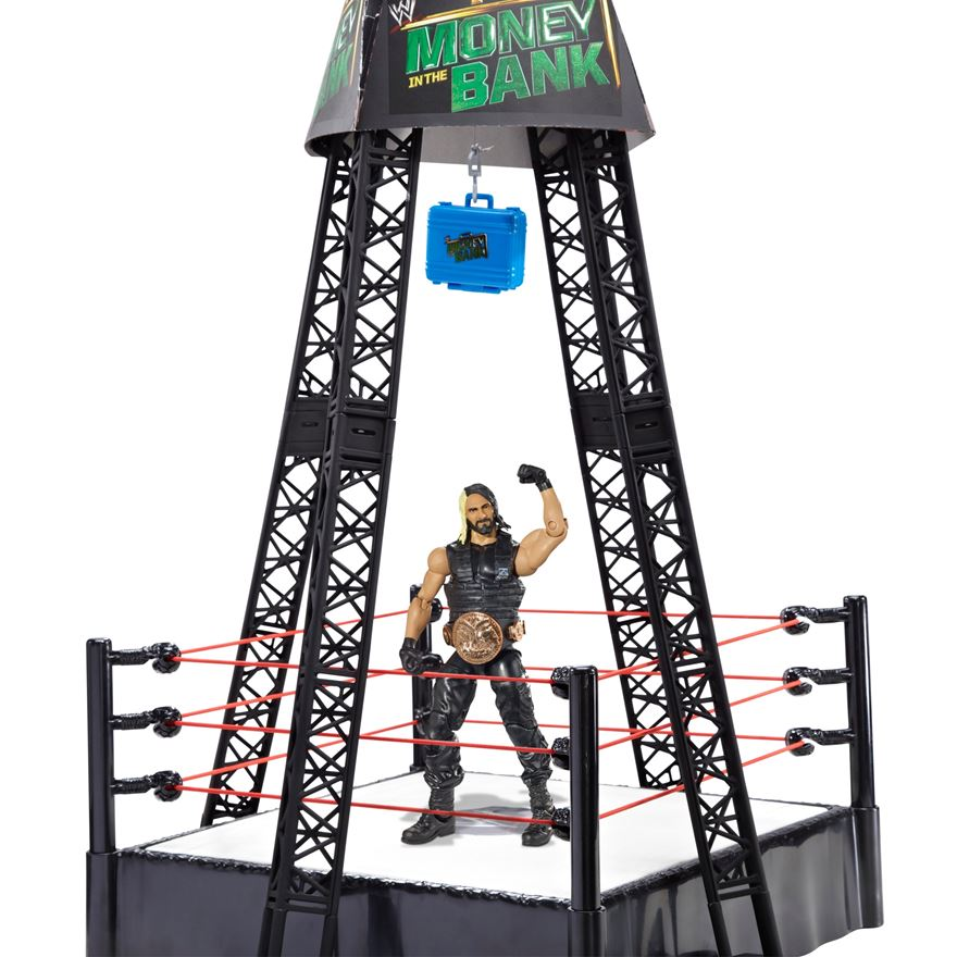 Wwe Toys Money In The Bank 113