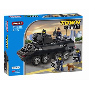 146641: Oxford Town S.W.A.T. Armoured Car