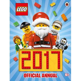 153594: LEGO Official Annual 2017