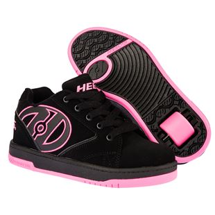 153780: Heelys Propel 2.0 Black Hot Pink UK Size 2