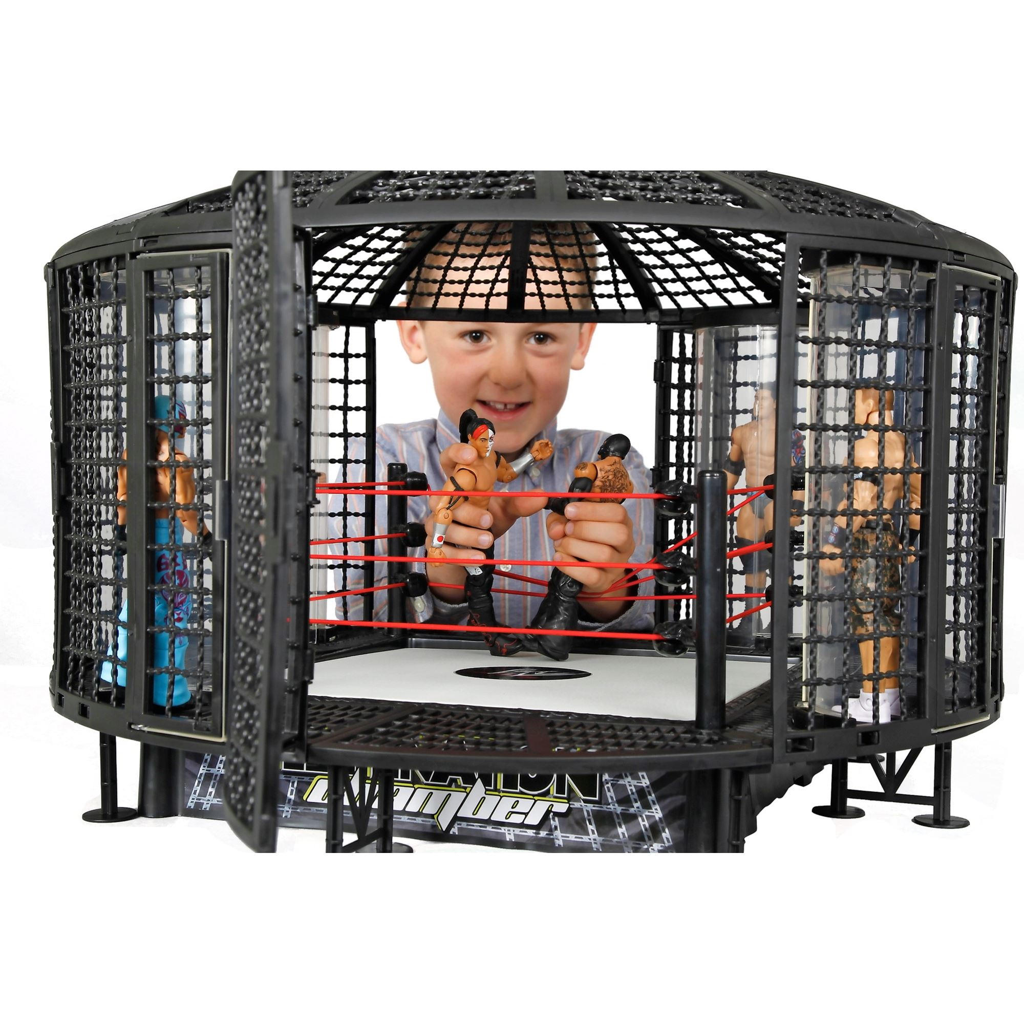 Hell In A Cell Toys 5